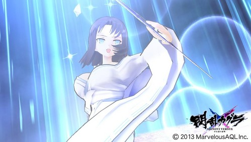 I Also Have A Lot Of Ice Users That I Like But My favorit Will Have To Be Yumi From The Senran Kagura Series !!!!
