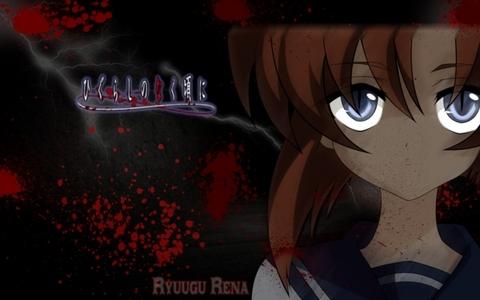 Rena Ryuugu. She can be a scary yandere. It's true ask anyone.