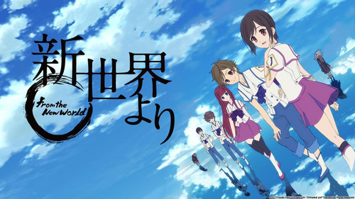 Shinsekai Yori It's kinda sad, but unforgettable experience ^^