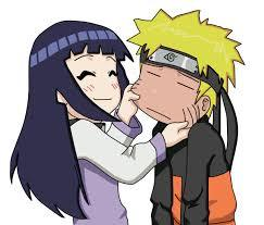 My fave is NaruHina! They are sooooo cute together their kids too. And their pag-ibig story as shown in THE LAST:NARUTO THE MOVIE is soooooo romantic!
