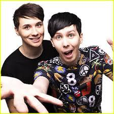 These two youtubers danisnotonfire and amazingphil watch it and I thought that it looked interesting so I started watching it! Below is a picture of those two youtubers.