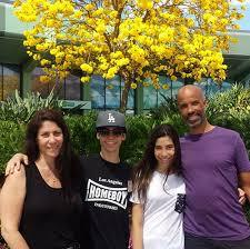 His Mum is called Libby Boyce and his dad is called Victor Boyce  and his sister is called Maya Boyce.