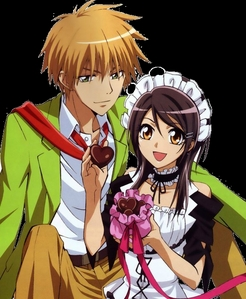 I would suggest kaichou wa maid sama, it's hilarious and i love it and it's quite like special A