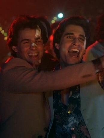 Joey with Paul :)