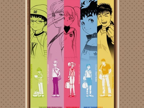"""sagte it before, I'll say it again, and I probably will never shut up about it: Detective Academy Q. It's risen from the two Fans that it started with when I joined to a solid eight, and I still am a little confused as to why no one knows about it. It's really clever and has pretty good characters. None of them, even the """"token-girl-character"""" oder the overly smart/independent one are dislikable. I came to Liebe every character and their solving mysteries was really interesting. No, it's not perfect, but eight fans?? It's just as good as Case Closed in my opinion. The only problem with it is the fact that they stopped funding it and the Zeigen never got a proper ending."""