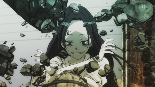 Shion Ozu from Coppelion~