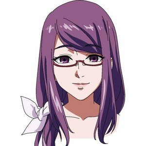 Rize Kamishiro from Tokyo Ghoul c: