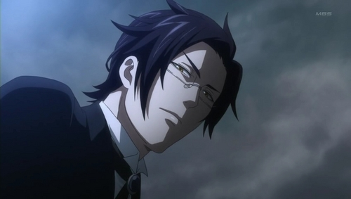Claude Faustus from Black Butler. Yet despite that I still amor him!