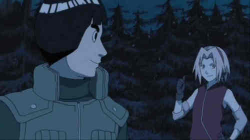 what are bạn trying to give us? a tim, trái tim attack? but even if they were out...I guess I would choose Rock lee..