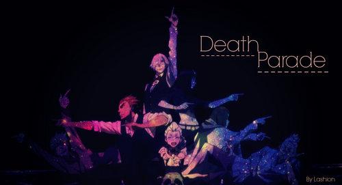 I guess u mean Death Parade ^^