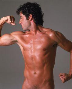 John shirtless :)