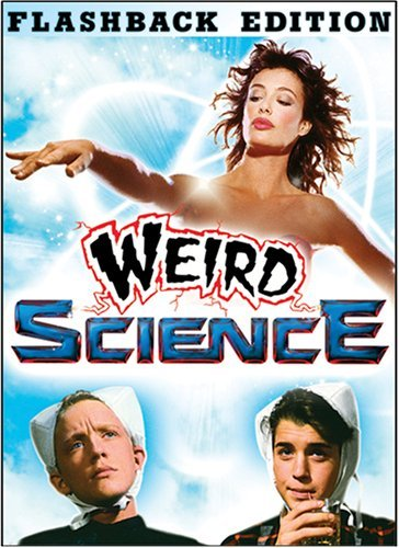 it would be like that movie from 1985 weird science, i think that would just awesome thing to do.