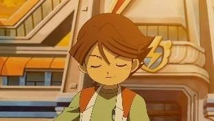 It's stupid but...Ichinose Kazuya(Erik Eagle) from Inazuma 11...