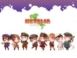why not Hetalia? i mean come on they r talking countries that do and say funny stuff, its only funny in my opinion though...