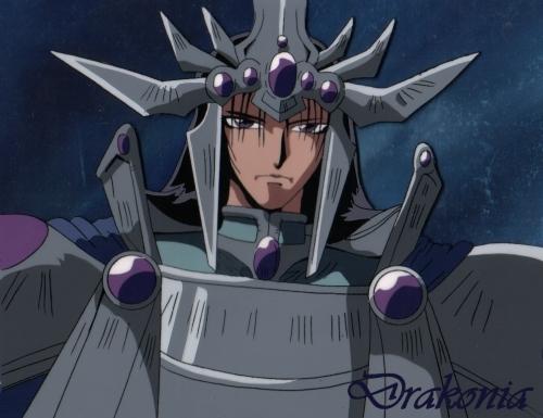 Zagato from Magic Knight Rayearth