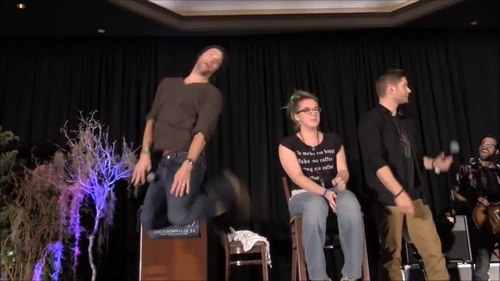 Jared jumping lol