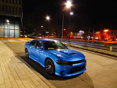 I got my Dodge Charger R/T Scat Pack this summer. That shit was hella fun on the last dag of school. It was my dream car ever since the beginning of last school year, and I promised I'd get it one day, and it was funny since I got it on the very last week. We got lucky on this one; it shipped all the way from Nebraska to California, and it was the very last one left in stock, as it was from a cancelled custom order, which is the only way to get one currently. I took this foto myself with my new digital camera, and I'm getting meer into photography and cars. If u wanna see meer photoshoots, IG me at @itsspringely.