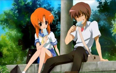 Rena X Keiichi ( Higurashi) Shido X Tohka ( datum a Live) Taiga X Ryuuji ( Toradora) My Favoriten ^^
