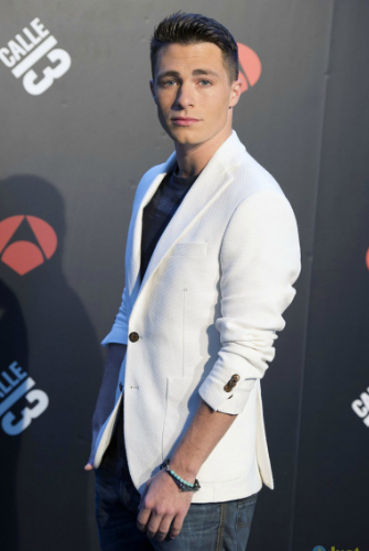Cant wait to meet Colton Haynes in May at the City Of Герои 2 convention :D