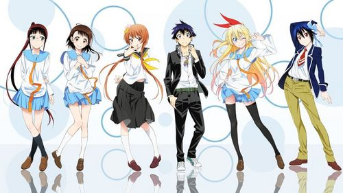 Nisekoi.Its so amazing but not lots of people know about it.