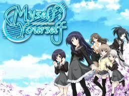 Myself yourself...so totally underrated...and sometimes i feel like i am the only one who watched Hamtaro...