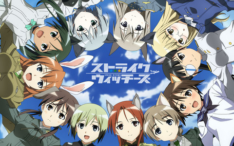 I would have to say Strike Witches