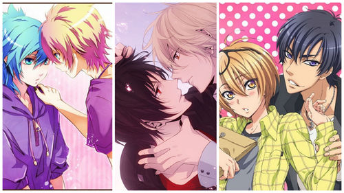 I ship all the Yaoi stufuu. 1.Ai x Syo (Uta no prince sama) 2.Shizuo x Izaya (Durarara) 3.Izumi x Ryoma(Love Stage)