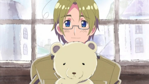 Canada from Hetalia, look at this bby <3