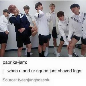 What am I gonna do about it?! Use it as an opportunity to post Bangtan. Duh. ;3