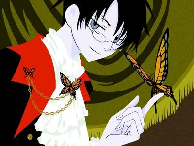 watanuki kimihiro, absolutely lovely
