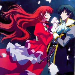 Romeo and Juliet (Romeo X Juliet) Tomoya X Nagisa (Clannad and Clannad: Afterstory) Nanami X Yano (Bokura Ga Ita)