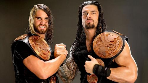 It is cool if it is Roman Reigns and Seth Rollins