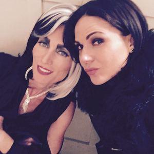 I have 最佳, 返回页首 2 :) Regina and Cruella