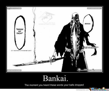 Ya gotta Bankai!