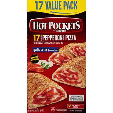 pizza pockets mmmm tast good mmmm