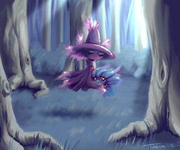 Umbreon and Mismagius were my favorites for a long time