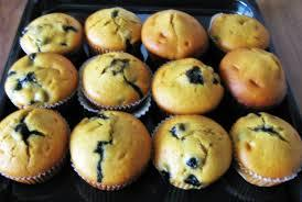 Blue Berry Muffins.