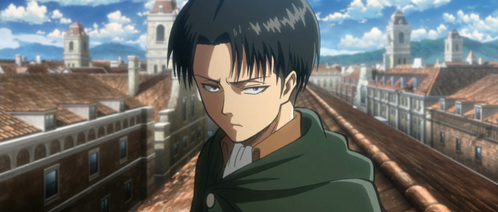 Levi from Attack on Titan!