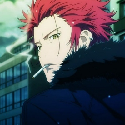 Mikoto Suoh from K