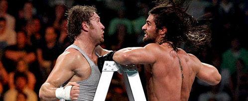 Dean Ambrose или Seth Rollins