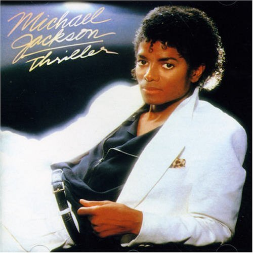 My お気に入り album is 'Thriller'(1982) によって Michael Jackson, which is also the best-selling album of all time. It contains 'Billie Jean' and 'Beat It', too!