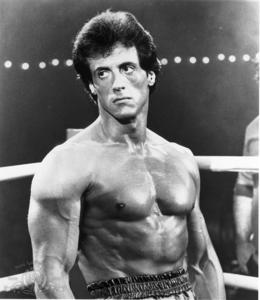 Stallone abs :)