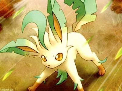 Mine used to be Leafeon, but now it's Togekiss~