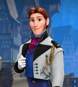 Prince Hans <3