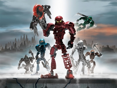 Bionicle !!!!