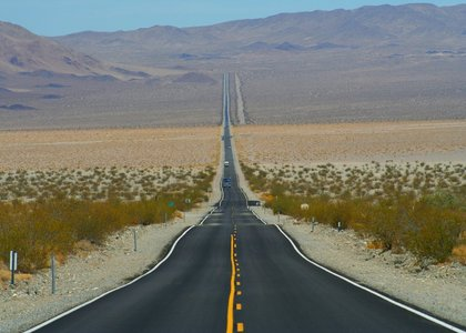 I don't know yet. Frustrated. Looking for a job at the moment. Hopefully getting a job. The picture is of Death Valley, California. I really would like to go there one day.