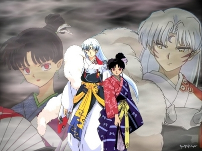 Kagura. Because she's so cool and I l'amour her power. Many people ship Rin and Sesshomaru but to me, NO. I l'amour Kagura, she finally got her cœur, coeur back but had to die. She had no freedom but Sesshomaru was the only one who came to her in the end.