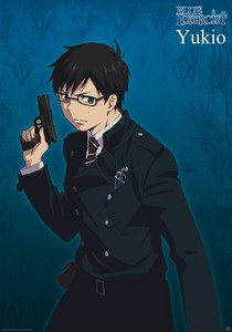 Yukio Okumara from Blue Exorcist~!