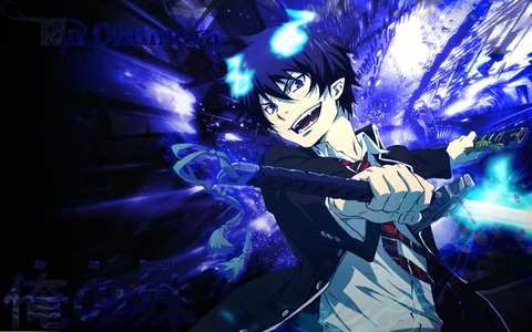 Blue Exorcist ALL THE WAY