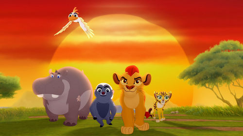 There isn't no TLK 4 but there's a spin-off to the movie called The Lion Guard which is about Kion, who is Simba's 2nd born. The Lion Guard is on disney Jr channel. there maybe a full movie on youtube but there's also scene clips also.